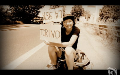 Italy - Hitch hiking