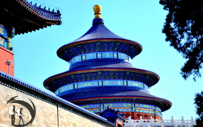 Beijing- Temple of Heaven