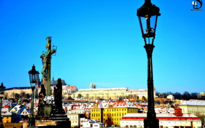Czech Republic. Prague. Charles Bridge