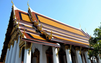 Thailand. Bangkok. Royal Palace.