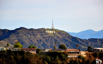 Los Angeles. Holywood Hill