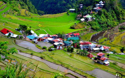 26 - Philippines, Batad, Rice Terraces